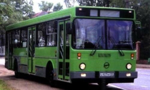 В Минтрансе обеспокоены простоем новых автобусов в Керчи