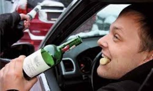В Украине за пьяную езду будут штрафовать на $900