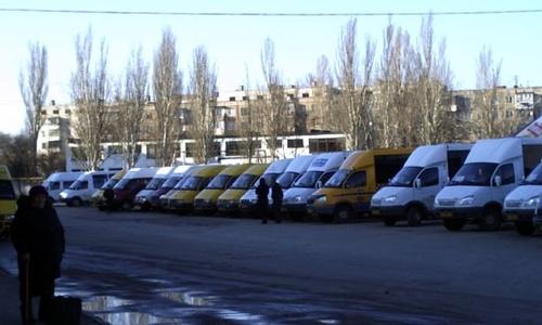 Керчане испытают трудности с передвижением по городу