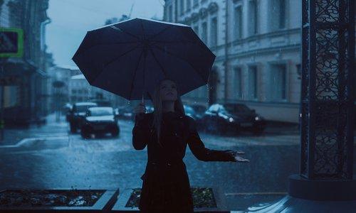 Крымчан предупредили о сильном дожде