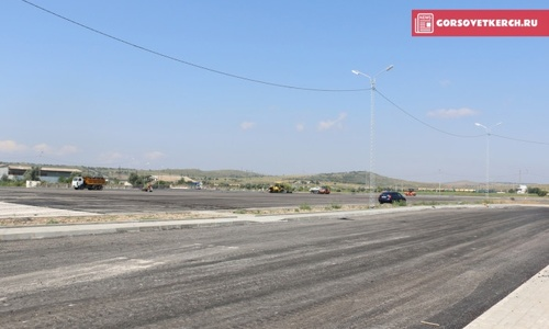 Ремонт дорог в Керчи для транзитного транспорта оценили в 327 миллионов