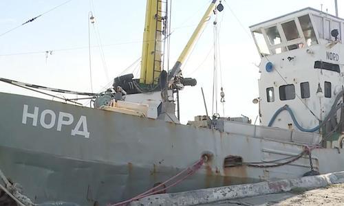 Очередная закупка судна для экипажа «Норда» провалилась
