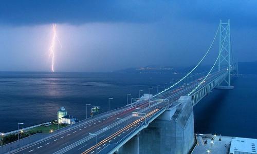 Мост через Керченский пролив будет платным