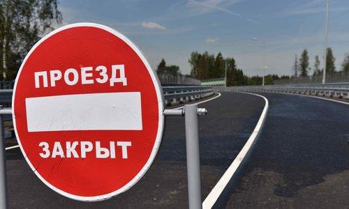 Движение по Горьковскому мосту ограничили раньше срока