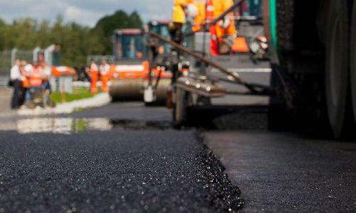 Администрация похвасталась отремонтированными дорогами