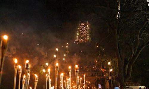 Решается, как пройдет факельное шествие в Керчи 8 мая