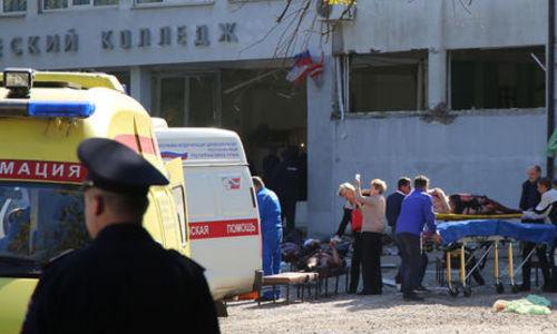В больницах Крыма все еще остаются 7 пострадавших в Керчи