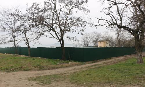 Строительство «Крымской ривьеры» приостановили