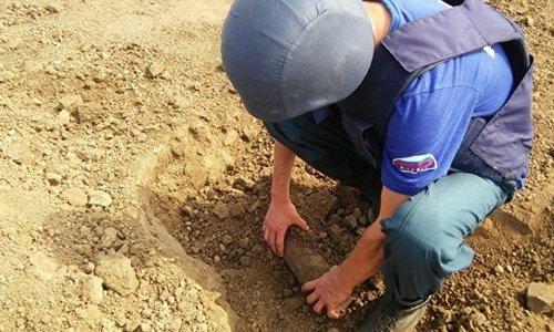Под Керчью взорвали 250-килограммовую бомбу