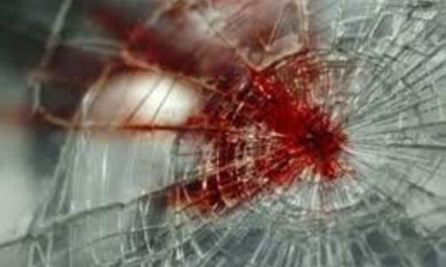 Керчанка на иномарке влетела в угол здания в Симферополе