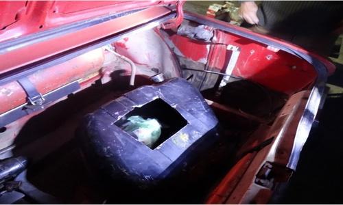 Украинец вез для крымчан контрабанду в бензобаке