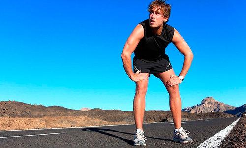 Спортсмен бежит по «Тавриде» из Керчи в Симферополь