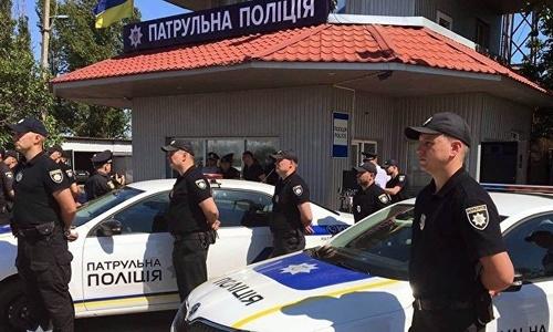 На Херсонщине крымчан ждет «полиция АРК»