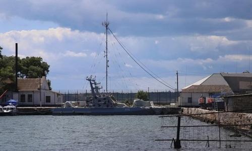 Потерянные СМИ украинские корабли в Керчи нашли