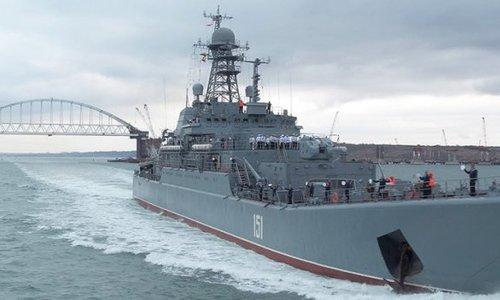 В МИД России беспокоятся о ситуации в Азовском море
