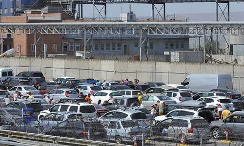 Обеспечение транспортной безопасности Керченского моста возложили на ведомственную охрану Минтранса