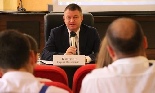 Молодежь Керчи определила главные проблемы в разговоре с мэром