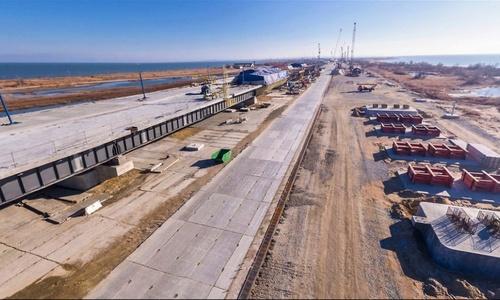 Субподрядчиков Керченского моста распределят по «достоинству»