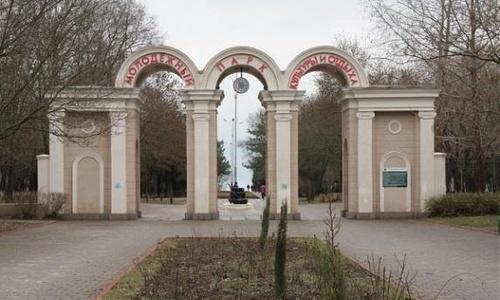 Власти Керчи переоценили реконструкцию парка