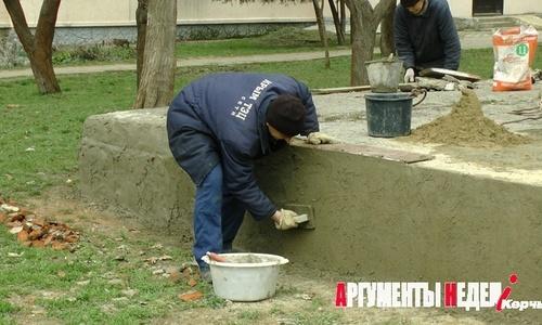 В Керчи разработали 29 проектов по благоустройству дворов