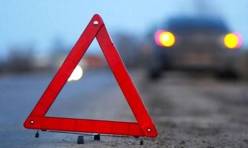 Под Керчью столкнулись два отечественных авто