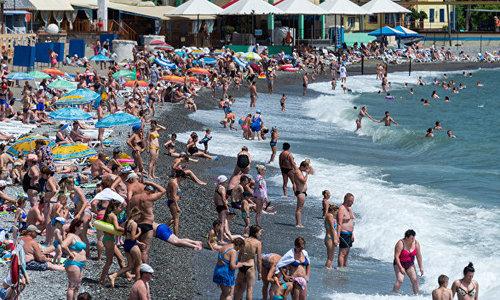 В Крыму рассказали о рекордном количестве туристов