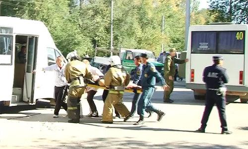 В больницах Москвы лежат 11 пострадавших из Керчи