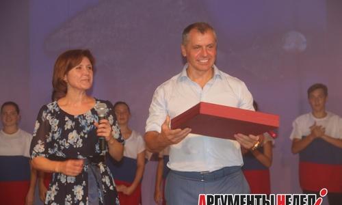Константинову показали гордость Керченской гимназии