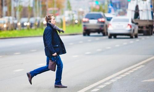 Керченских пешеходов не лишили преимущества на дорогах