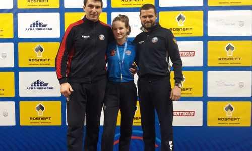 Керчанка стала чемпионкой мира среди кадетов