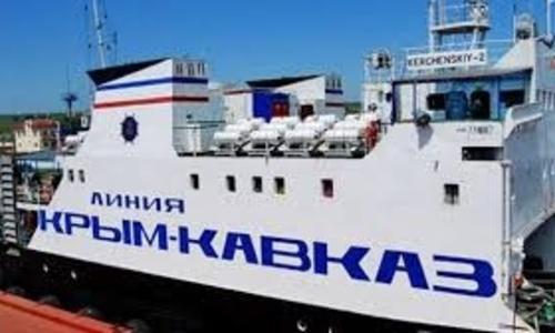 Интерес пассажиров к Керченской переправе снизился