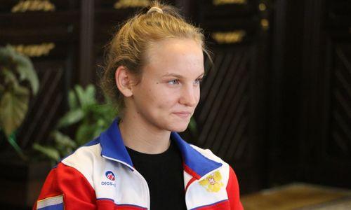 Юная керчанка вошла в сборную России по дзюдо