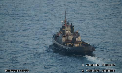 Украина снова хочет отправить свои корабли через Керченский пролив