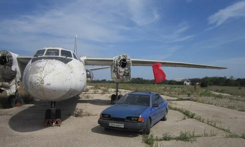 За месяц аэропорт «Керчь» заработал 80 тысяч рублей