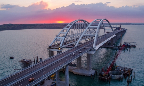 На совещании обсудили электроснабжение Крымского моста