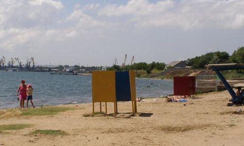 Керченские пляжи уберут за 2 миллиона рублей