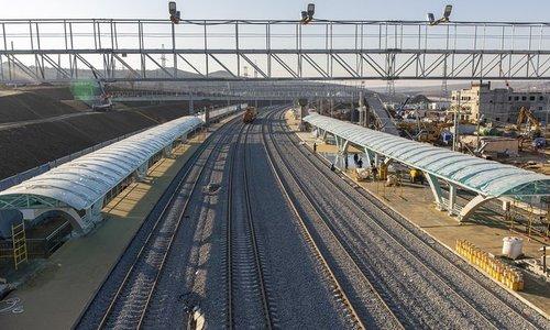 В Крыму сказали, когда построят ж/д вокзал «Керчь-Южная»