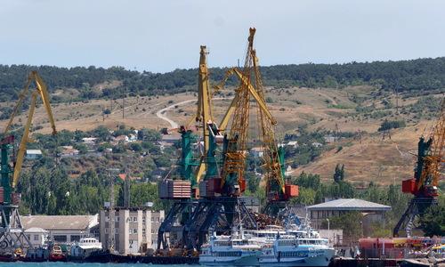 Порты Керчь и Феодосия свяжут Крым с Сирией
