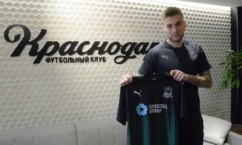 Уроженец Керчи стал футболистом ФК «Краснодар»