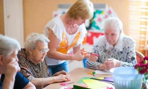 золотые годы пансионат для пожилых людей
