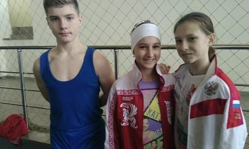 Керчанка стала лучшей в программе по многоборью в ГТО