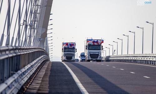 Росгвардии могут доверить охрану Крымского моста