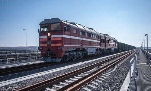 Кто будет обслуживать поезда в Крым?