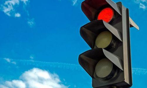 В Керчи переставят светофоры