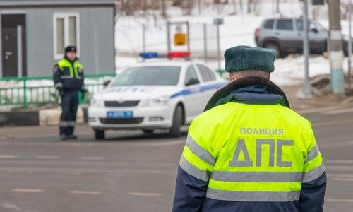Жители Багерово напали на сотрудников ДПС