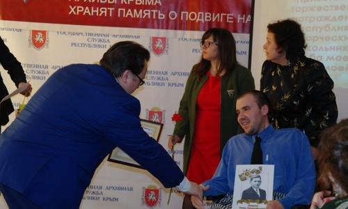 Керченский школьник победил в республиканском творческом конкурсе