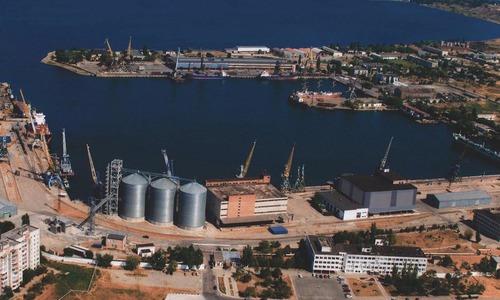 В Керчи оформили недвижимость «Крымских морских портов»