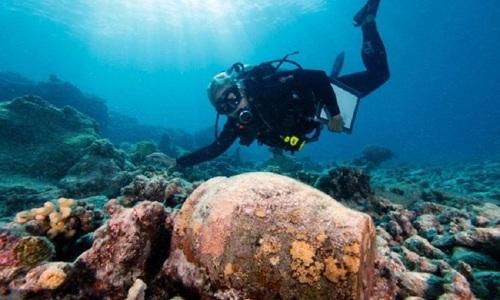 У берегов Керчи предлагают создать подводный музей