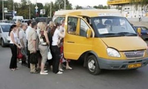 В Керчи начали борьбу с перевозчиками-нелегалами