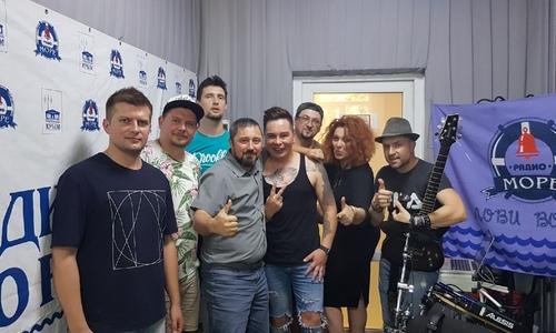 Керченская группа в финале песенного конкурса «Голос Моря»